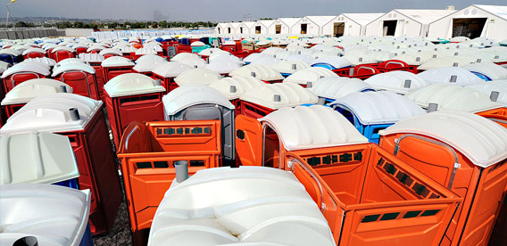 Champion Portable Toilets in Greeley, CO